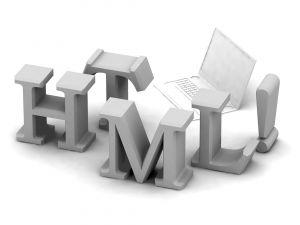 html Typ av hemsida